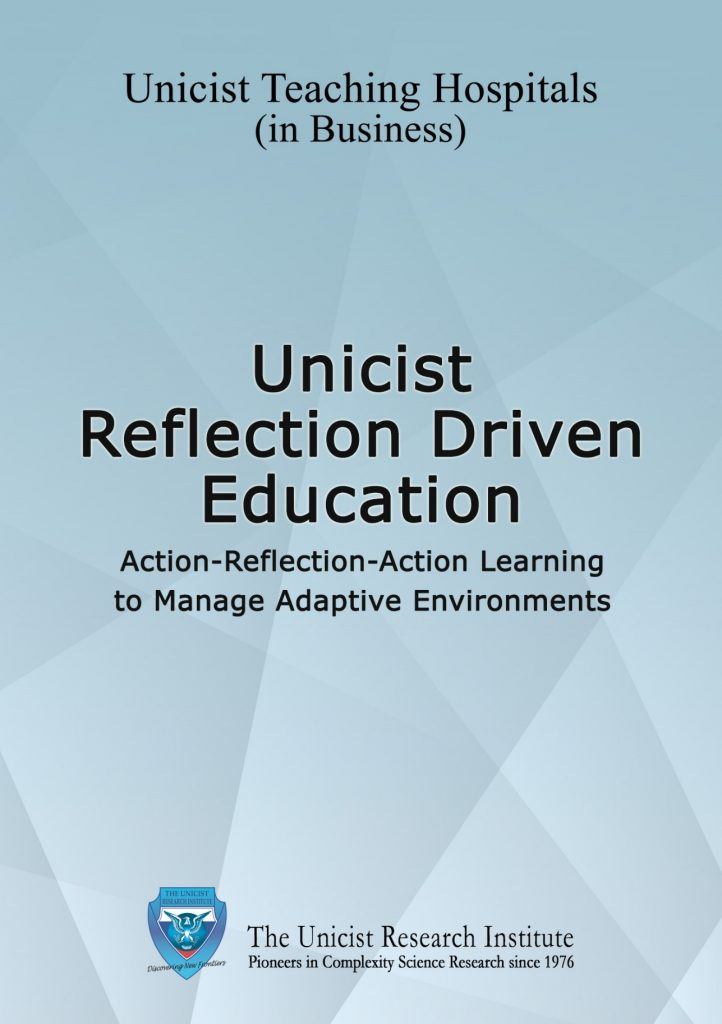 Reflection driven Education cover