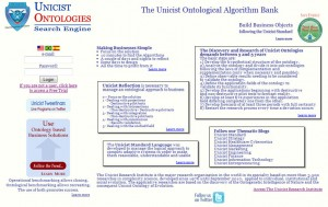 Unicist Ontologies Search Engine