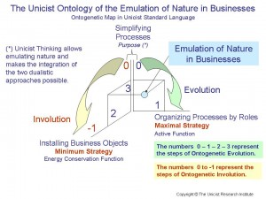 Emulation of Nature in Businesses