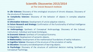 discoveries-unicist-2013-2014