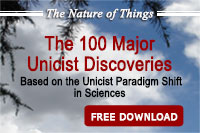 The 100 Unicist Discoveries that are changing the world