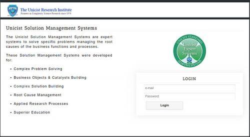 Unicist Management System